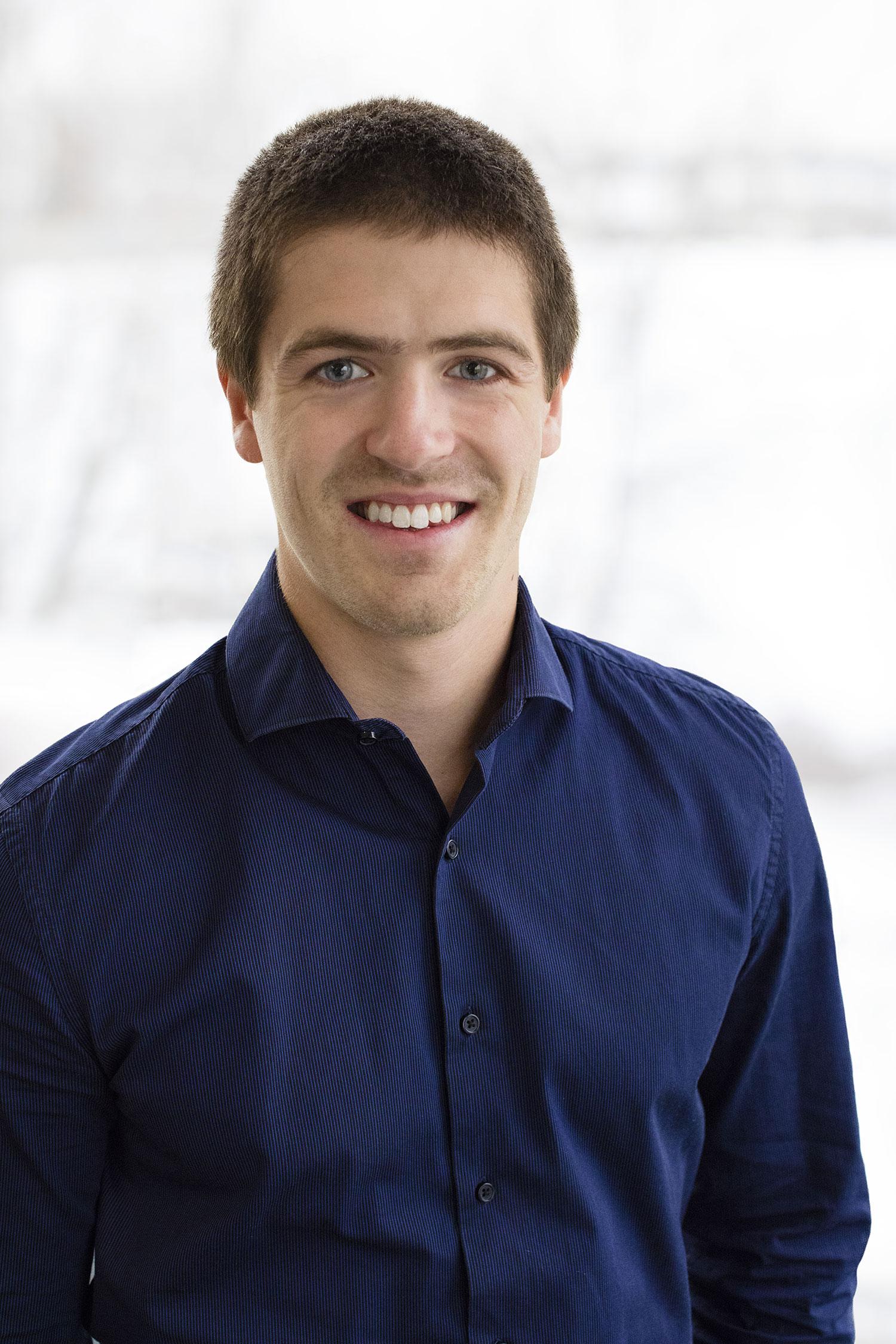 Dr. Kevin Denis, chiropraticien