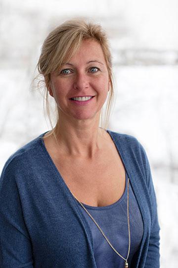 Manon Bouchard, assistante chiropratique