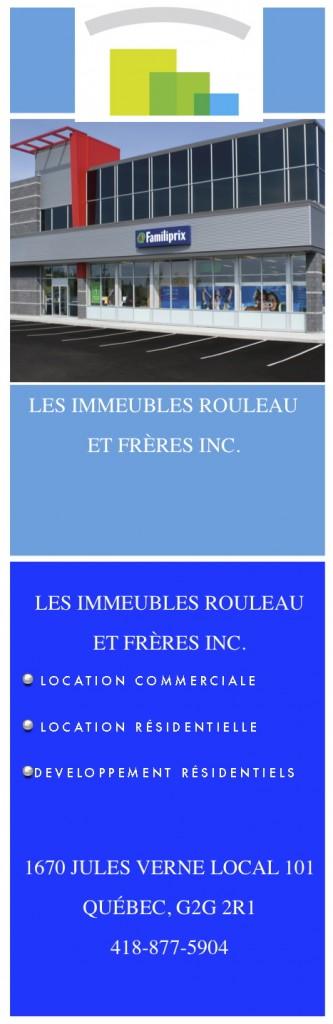 Page web IRF INC